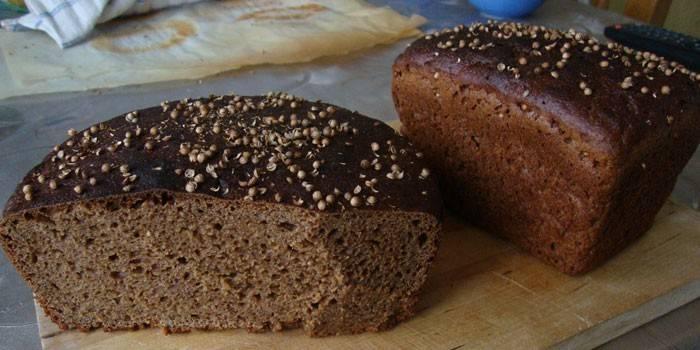 Rye leiva rasvade kaotus Kaalulangus keedetud munade soomine