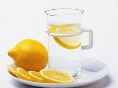 Vesi sidruni kaalulangusega Burning Fat saab sulle korge