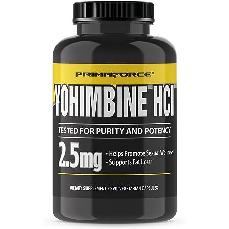 Yohimbine Fat Burner endomeetriumipolyp ja kaalulangus
